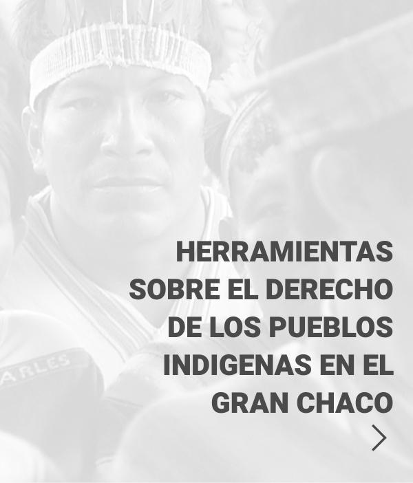 Herramientas sobre el derecho de los pueblos indígenas en el gran chaco