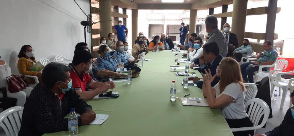 Ejecutivo se comprometió a instalar mesa de trabajo sobre tierra con Pueblos Indígenas